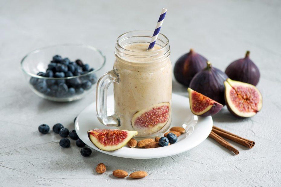 blueberries, breakfast, fruits